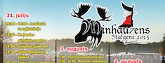 Festivāla Minhauzens 2015 programma