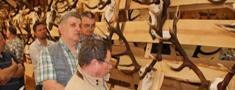 Jaunjelgavā atklāj medību trofeju izstādi