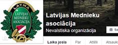 LATMA tagad arī Facebook