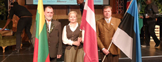 Latvija saņem CIC korogu!