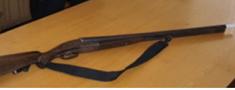 Ludzas novadā medniekam atsavina piecus nelikumīgi glabātus ieročus
