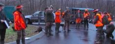 Policija aicina dzinējmedībās ievērot drošību