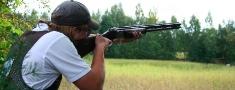 Šaušanas sacensības Viesaki šautuvē